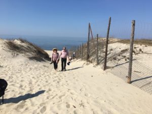 Ścieżka przy granicy